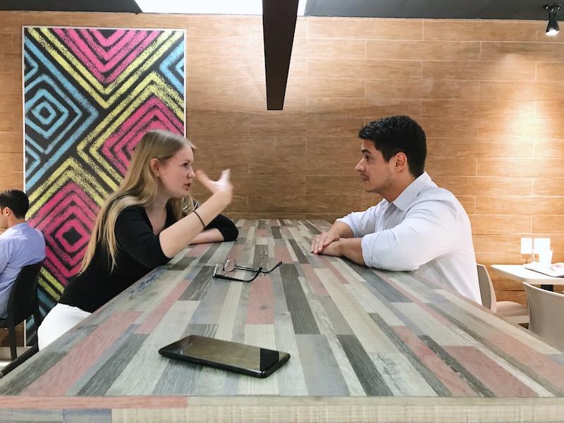 Wilma Westenberg and Mateus Fonseca meeting - Facial Infiltrating Lipomatosis FIL
