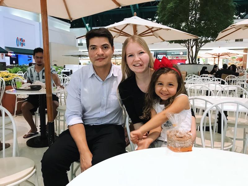Wilma Westenberg, Luisa and Mateus Fonseca meeting - Facial Infiltrating Lipomatosis FIL