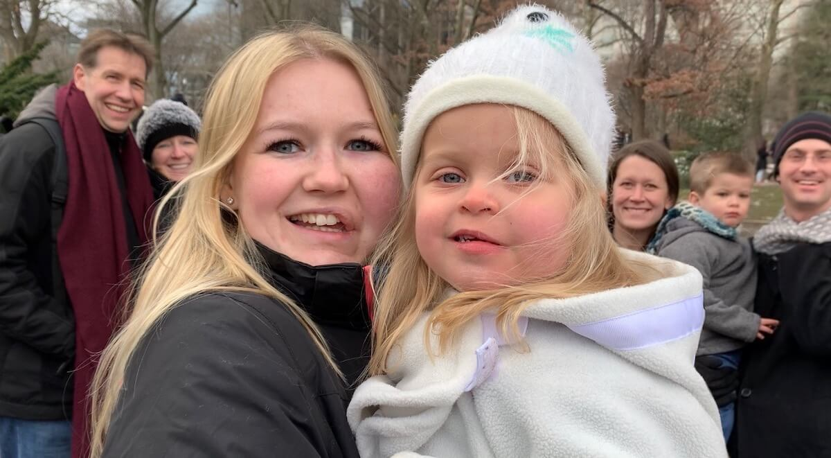 Meeting Hailey with Facial Infiltrating Lipomatosis in New York